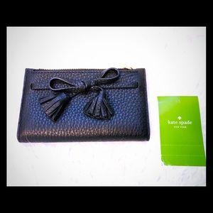 Kate Spade Small Bow Wallet